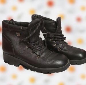 Terra firma by Santana  size 10 black ankle boot